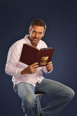 hugh laurie-photoshoot