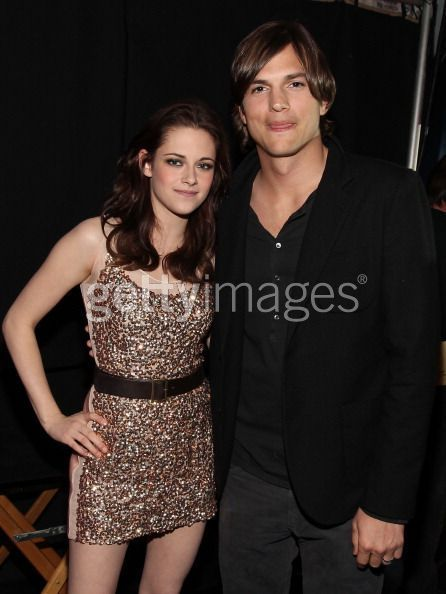 kristen stewart and ashton kutcher