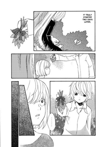 melloxnear tradition doujinshi page 3