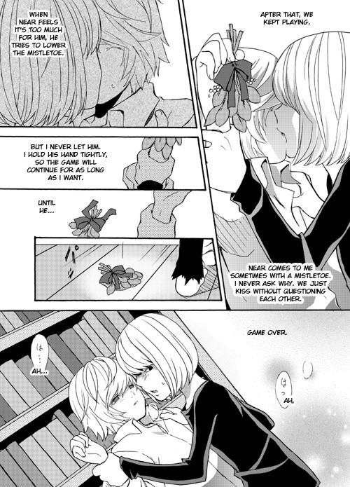 melloxnear tradition doujinshi page 4
