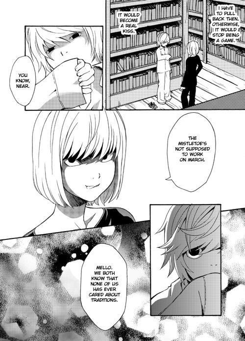 melloxnear tradition doujinshi page 5