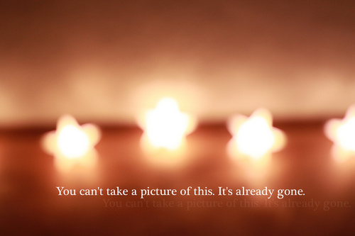 my photography w/ quotes