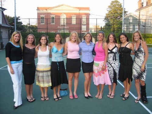 sexy girls Tennis players
