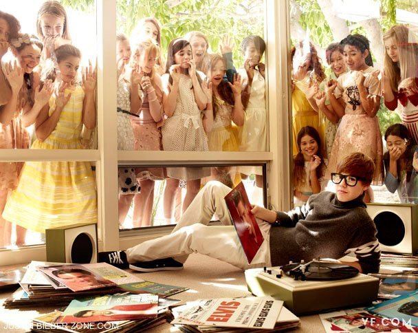 vanity fair photo shoot - Justin Bieber 608x484