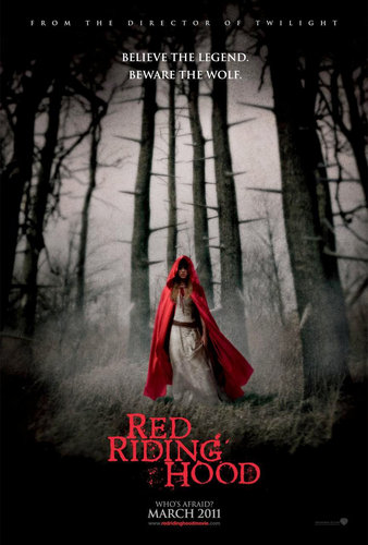[2011] Red Riding haube - Posters