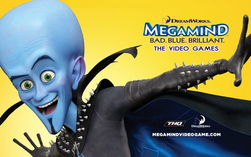 Megamind:The video games