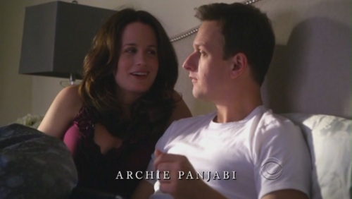 Elizabeth Reaser wallpaper possibly containing a portrait called 'The Good Wife': 'Breaking Up' screencaps (2x10)