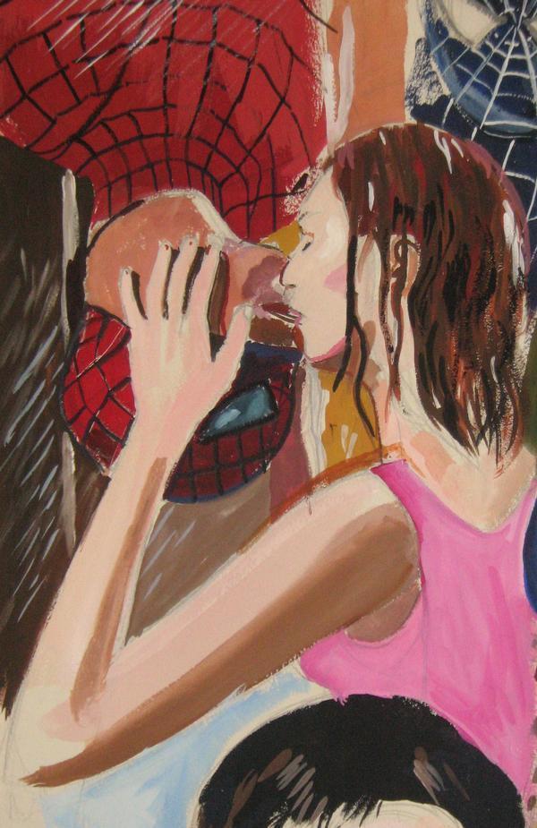 ''The Kiss'' by Paul Davison