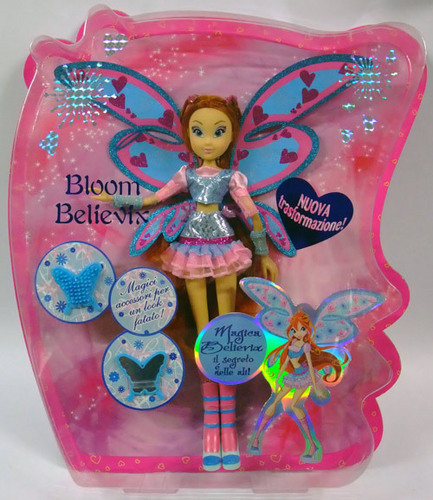 Winx dolls پیپر وال titled -Winx- Believix Dolls!