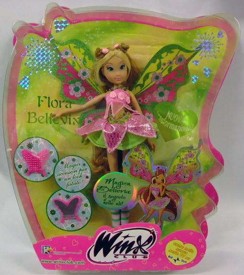 -Winx- Believix Dolls!