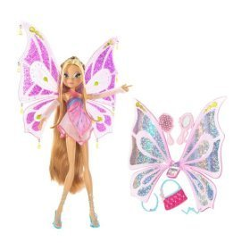 Winx dolls karatasi la kupamba ukuta probably with a hippeastrum called -Winx- Enchantix Dolls!