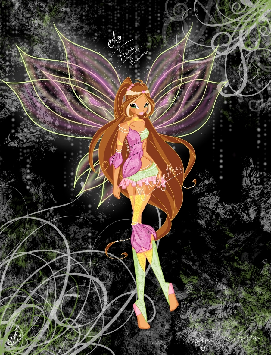 The Winx Club -Winx- Firmanix Winx Club Nymphix
