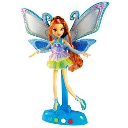 Winx ドール 壁紙 entitled -Winx- Magical Lights Fairies!