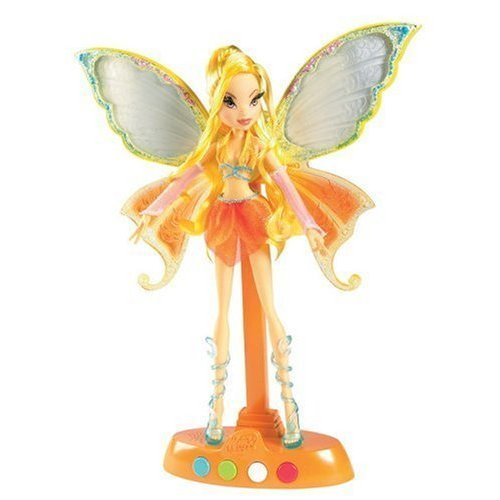 Winx dolls پیپر وال containing a bouquet titled -Winx- Magical Lights Fairies!