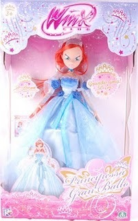 Winx Куклы Обои titled -Winx- Movie 2 Ball Gowns!