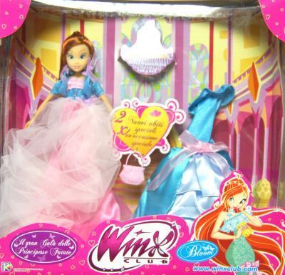 Winx búp bê hình nền possibly with a hard kẹo titled -Winx- Movie 2 Ball Gowns!