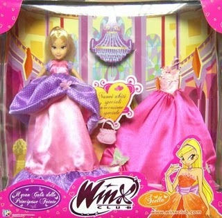 Winx muñecas fondo de pantalla called -Winx- Movie 2 Ball Gowns!