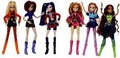 -Winx- Rock ster dolls!