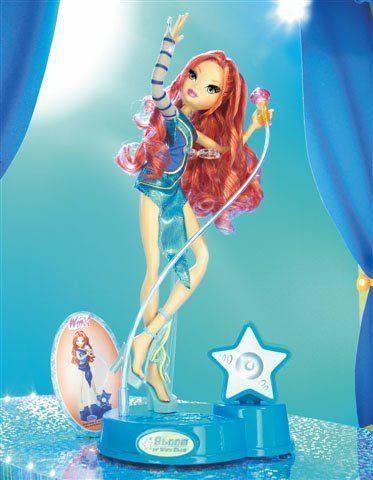 -Winx- Sing Sational Dolls!