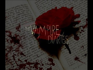 'rain and roses' simple and elegant imagens of TVD