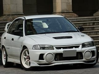1996 Mitsubishi Lancer Evolution GSR