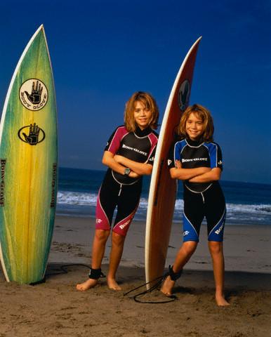 1998 - George Lane - Surfboards