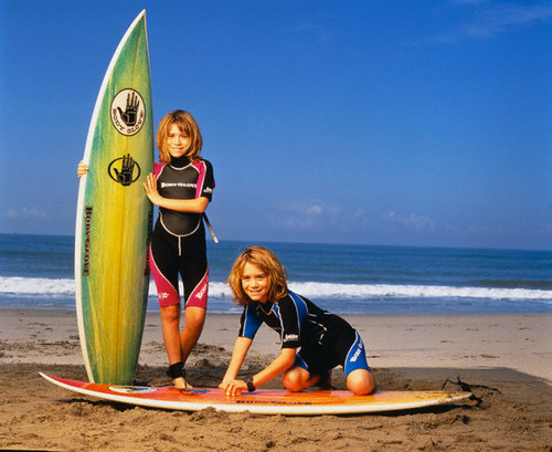 1998 - George Lane - Surfboards