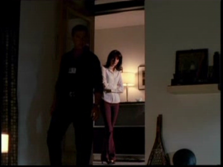 1x06- Who Are You?