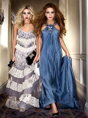 Mary-Kate & Ashley Olsen Bilder 2006 - Badgley Mischka\'s Hintergrund ...