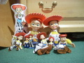 A whole family of Jessies! - jessie-toy-story photo