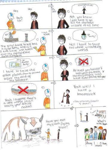 ATLA vs. HP