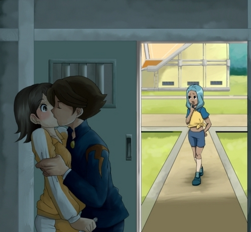Aki, Ichinose e Rika 1
