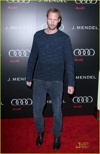 Alexander @ Audi & J.Mendel Golden Globes KickOff 01/09/11