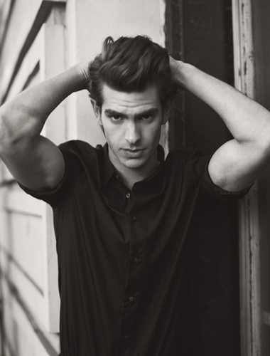 Andrew Garfield - scarletwitch Photo