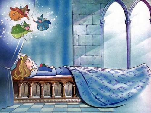 Princess Aurora achtergrond called Aurora