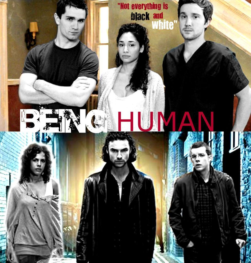 BEING HUMAN:) - BEING HUMAN (U.S) Fan Art (18356493) - Fanpop