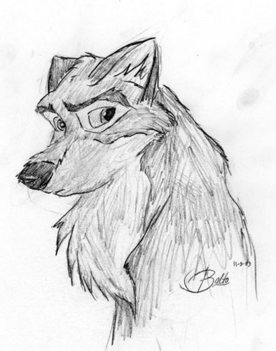 Balto - balto Fan Art