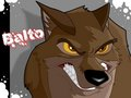 Balto fan art