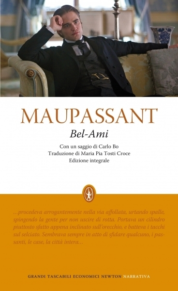 Bel Ami' Special Cover Edition (Italy) With Robert Pattinson