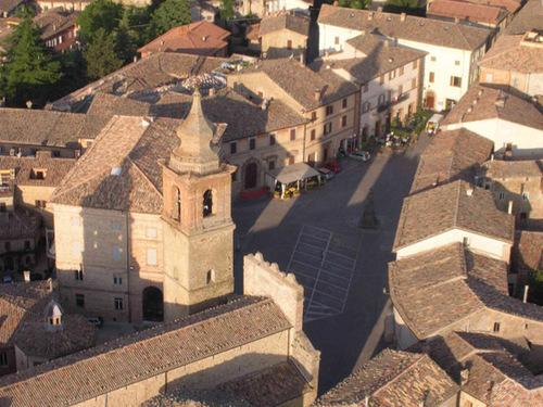 Bella Vallone, Le Marche Italy