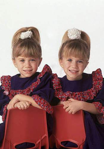 Mary-Kate & Ashley Olsen wallpaper entitled Blake Little