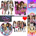 Bratz Collage - bratz photo