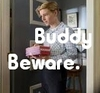 Buddy, Beware! - flipped Icon