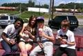 Caitlin, Chris, Ariel, & Justin RARE