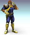 Captain Falcon - super-smash-bros-brawl photo