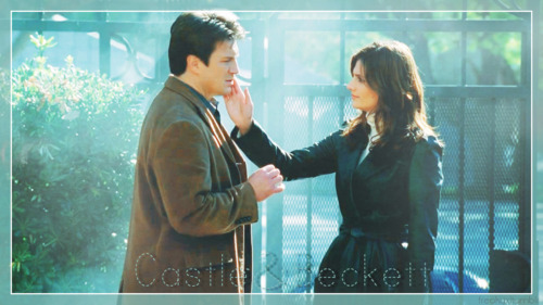Castle wallpaper entitled Castle&Beckett <3