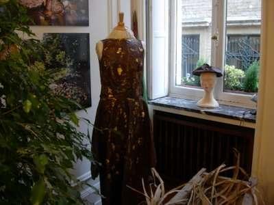 chocolat Dress