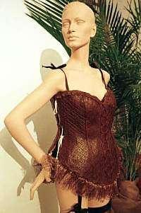cokelat Dress