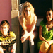 Chris, Jal and Cassie - skins icon