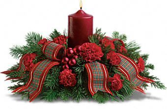Candles Images Christmas CenterPiece Wallpaper And Background Photos Part 22